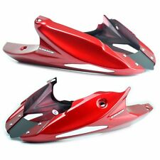 HONDA CB1000R 08 - 17 ERMAX PEARL SIENA RED BELLY PAN LOWER FAIRING 890116103