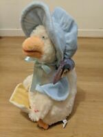Mother Goose Animated Storytelling Children's Nursery Rhymes Plush Toy New