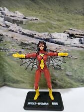 "Marvel Universe Spider Woman 3.75"" Loose Action Figure 006 X-Men 2009"