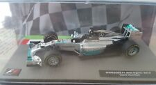 Mercedes F1 W05 hybrid 2014 Lewis Hamilton IXO 1/43  Neuf en boite L9