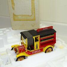 New ListingFranklin Mint Ford Model T Coca-Cola Delivery Truck in Original Box, 1:16 Scale
