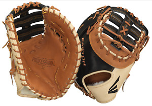 """New Easton Professional Collection First Base Baseball Glove RHT 12.75"""" PCHK70"""