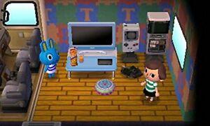 Tabidase Animal Crossing Amiibo +  3ds Japan