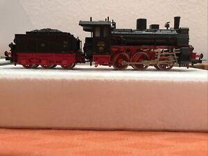 Modelleisenbahn  SCHLEPPTENDER-Lokomotive Fleischmann  4124 BR53 DRG EPOCHE 2
