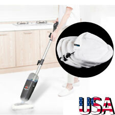 4x Washable Replacement Microfiber Steam Cleaner Mop Pads Covers for Clean