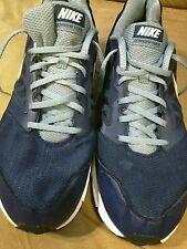 Mens nike downshifter running walking shoe size 15 blue gray