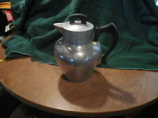 Vintage Club Aluminum Coffee Pot with Filter