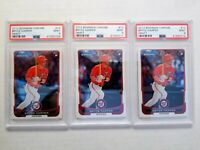 2012 Bowman Chrome Draft #10 Bryce Harper PSA 9 MINT RC Quantity Available