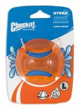 ChuckIt Hydro Squeeze Hyper-Absorbent Inner Ball Durable Water Dog Toy Large