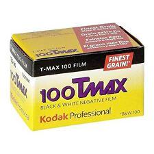 Kodak T-Max 100 35mm 36 exposiciones ISO 100 Película negativa blanco y negro, NUEVO