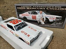University Of Racing Legends Leeroy Yarbrough Signed 1969 Mercury #98 1:24 Car