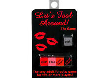 Lets Fool Around | Sex Dice Game for Two or More Players | Free First Class Post