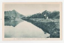 Noumea,New Caledonia,South Pacific,Canal & Pic des Morts,c.1909
