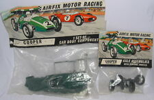 MRRC AIRFIX 5038/C BODYWORK COOPER F1 + CHASIS1 GREEN + 5082 BLISTER AXES MB