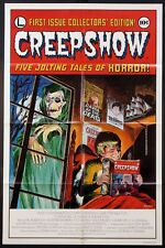CREEPSHOW GEORGE ROMERO E.C. COMICS HORROR 1982 1-SHEET