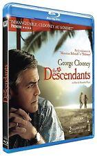 "BLU-RAY ""THE DESCENDANTS"", D'ALEXANDER PAYNE AVEC GEORGE CLOONEY"