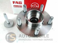 1x Radlagersatz FAG 713678790 Radlager mit ABS Sensor Ford C-Max Focus II 2 vorn