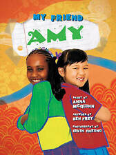 My Friend Amy by Frey, Ben, McQuinn, Anna | Hardcover Book | 9780955199837 | NEW