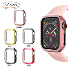 Diamond Bumper Protective Case for Apple Watch Cover Series 4 3 2 1 40mm Cases