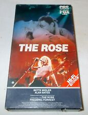 1996 THE ROSE VHS MOVIE Bette Midler ^