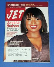 RARE Collectible JET Magazine Date: OCT 20-27, 2008 JENNIFER HUDSON
