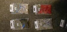4 Colours (200 Total) Wotsit Mop fly tails bulk wholesale lot conceptflycrafts