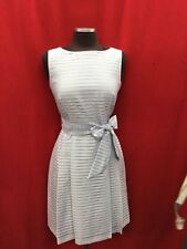 "ANNE KLEIN DRESS/WHITE/NEW WITH TAG/SIZE 14/LENGTH 40""/LINED/RETAIL$99/"