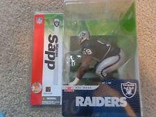 McFarlane Football NFL Series 10 Warren Sapp(#99)(black)Oakland Raiders