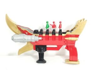 Bandai Power Rangers Super Mega Force Blaster Cannon Gun Weapon Boat 2014
