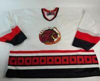 """SP Hockey Jersey Embroidered Custom """"Extreme Bullsh*t* Mens Sz XXL 2XL"""
