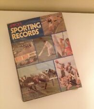 AMPOL'S AUSTRALIAN SPORTING RECORDS...1978..HARDCOVER