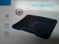 Ventilador base para ordenador PORTATIL, BANDEJA DE REFRIGERACIÓN ADAPTABLE PC