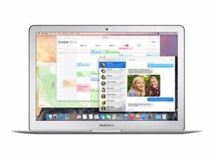 "Apple MacBook Air A1466 13.3"" Laptop - MJVE2LL/A 1.6Ghz 4GB or 8GB 128GB"