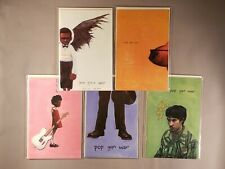 Pop Gun War 1-5 by Farel Dalrymple Complete Series Cryptic Press Absence of Ink