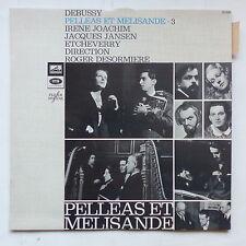 DEBUSSY Pelleas et Melisande 3  I. JOACHIM J. JANSEN ETCHEVERRY DESORMIERE 35003