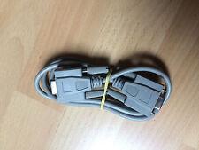 RS232 Kabel - Vollbelegt 1,5m - Buchse - Buchse.- RS Com