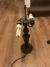 Beautiful  Style Table Lamp Handcrafted Unique Art Antique Design Shade