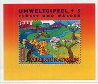 19424) UNITED NATIONS (Vienna) 1997 MNH** Nuovi** Nature + lab