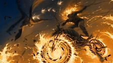 Ghost Rider Poster Length :800 mm Height: 500 mm SKU: 4126