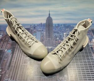 Converse All Star Disrupt CX High Top Pale Putty/White Men Size 10.5 168563c New