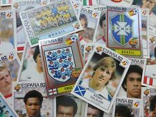 Panini Espana 82 Stickers (1-220) - Complete Your Collection