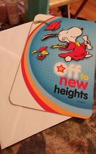 Graduation Greeting Card w/ Envelope for ANYONE Hallmark NEW