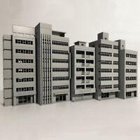 1/150 Outland Building Model N Scale Gauge Scene Modern House FOR GUNDAM Gifts
