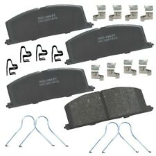 Disc Brake Pad Set-Stop Ceramic Brake Pad Front Bendix SBC242