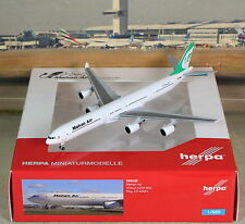Herpa Wings Mahan Air Airbus A340-600 (NG) 1/500