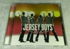 Jersey Boys [Original Broadway Cast Recording] by Jersey Boys (CD, Nov-2005)