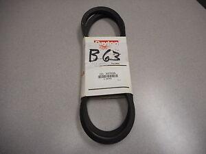 Dayton Premium 3X703G 3X703 B63 Premium V Belt