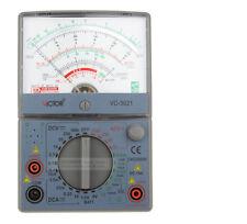 VC3021 Victor Analog Multimeter Analogic Meter AC DC Ohm VOLT Voltmeter Portable