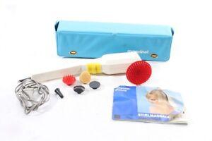 Old Massager Massinet GDR Old Vintage Stielmassagegerät