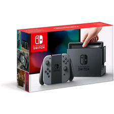 NINTENDO SWITCH + JOY-CON GRIGIO